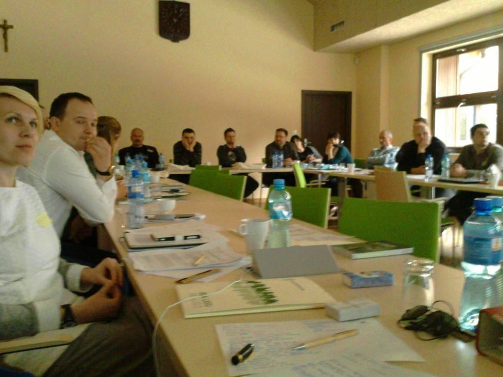 Uczestnicy Forum Ekologicznego Fot. Adrian Grzegorz