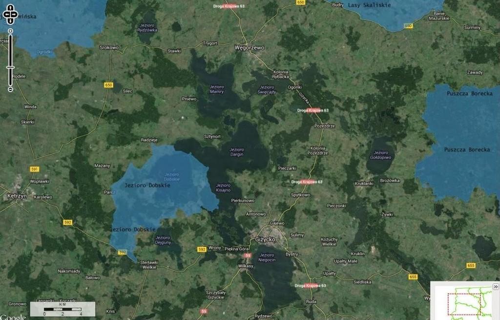 Jezioro Dobskie